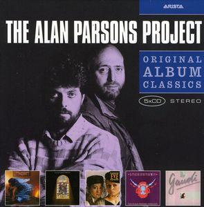 【メール便送料無料】Alan Parsons Project / Original Album Classics (輸入盤CD) (アラン・パーソンズ・プロジェクト)【★】【割引中】