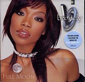 【輸入盤CD】Brandy / Full Moon (ブランディ)
