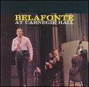 【輸入盤CD】【ネコポス100円】Harry Belafonte / Belafonte at Carnegie Hall (ハリー・ベラフォンテ)