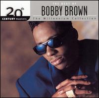 【メール便送料無料】Bobby Brown / Millennium Collection (輸入盤CD) (ボビー・ブラウン)