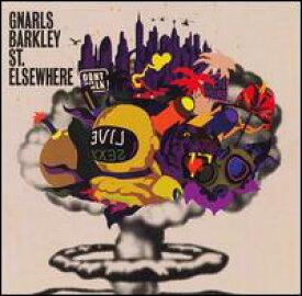 【輸入盤CD】Gnarls Barkley / St. Elsewhere (ナールズ・バークレー)