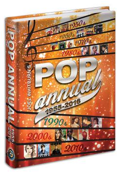 【送料無料】POP ANNUAL 1955-2016 (Hardcover)