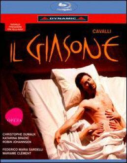 Cavalli/Sardelli/Clement/Dumaux/Bradic/Il Giasone(进口盘蓝光)
