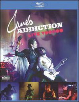 Jane's Addiction/Live Voodoo(进口盘蓝光)(简斯·adikushon)