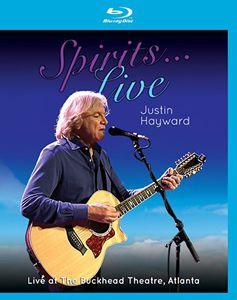 【メール便送料無料】Justin Hayward / Spirits: Live - Live At The Buckhead Theater Atl(輸入盤ブルーレイ)(ジャスティン・ヘイワード)