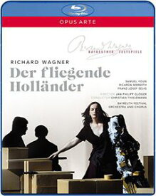 【輸入盤ブルーレイ】Wagner/Youn/Bruns/Mayer / Der Fliegende Hollander