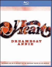 【メール便送料無料】Heart / Dreamboat Annie Live【2008/11/25】(輸入盤ブルーレイ) (ハート)