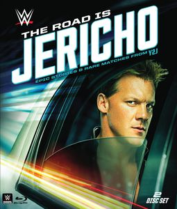 【メール便送料無料】WWE: Road Is Jericho - Epic Stories & Rare Matches(輸入盤ブルーレイ)