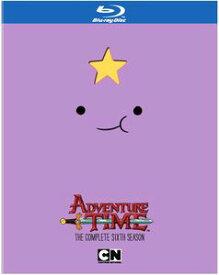 【輸入盤ブルーレイ】ADVENTURE TIME: THE COMPLETE SIXTH SEASON (2PC) (アニメ)【B2016/10/11発売】