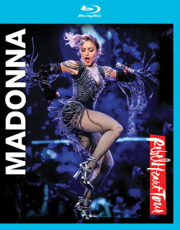 MADONNA/REBEL HEART TOUR(进口盘蓝光)