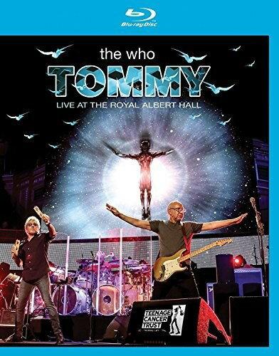 【メール便送料無料】WHO / TOMMY LIVE AT THE ROYAL ALBERT HALL (輸入盤ブルーレイ)【BM2017/10/13発売】