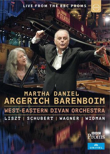 【メール便送料無料】MARTHA ARGERICH/DANIEL BARENBOIM / WEST-EASTERN DIVAN ORCHESTRA AT THE BBC PROMS【BM2018/3/9発売】 (輸入盤ブルーレイ) (マルタ・アルゲリッチ)