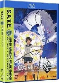 【メール便送料無料】Garei Zero: Complete Series Box Set【2016/2/23】(アニメ輸入盤ブルーレイ)(喰霊)