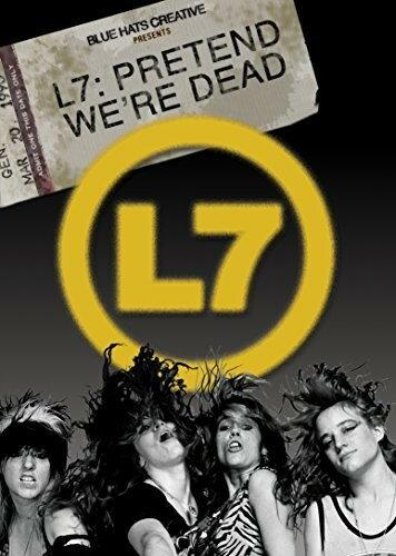 【メール便送料無料】L7 - PRETEND WE'RE DEAD / L7 - PRETEND WE'RE DEAD (2PC) (W/DVD) (輸入盤ブルーレイ)【BM2017/10/13発売】