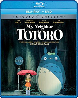 MY NEIGHBOR TOTORO (2PC) (W/DVD) (animation import board Blu-ray)