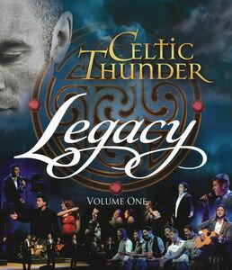 【メール便送料無料】CELTIC THUNDER / LEGACY 1(輸入盤ブルーレイ) (ケルティック・サンダー)