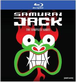 【輸入盤ブルーレイ】【送料無料】SAMURAI JACK: THE COMPLETE SERIES BOX SET (5PC) (アニメ)【B2017/10/17発売】