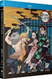 【輸入盤ブルーレイ】DEMON SLAYER: KIMETSU NO YAIBA - PART TWO (3PC) (鬼滅の刃)【B2021/1/19発売】