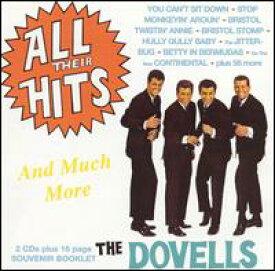 【輸入盤CD】【ネコポス送料無料】Dovells / All Their Hits And More (ダヴェルズ)【★】