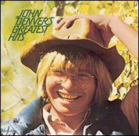 【輸入盤CD】【ネコポス100円】John Denver / Greatest Hits (ジョン・デンヴァー)