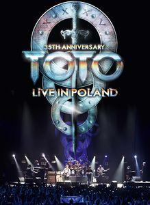 【メール便送料無料】【1】TOTO / 35TH ANNIVERSARY TOUR LIVE IN POLAND (輸入盤DVD) (TOTO)