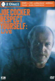 【輸入盤DVD】JOE COCKER / RESPECT YOURSELF: LIVE (SPECIAL EDITION)(ジョー・コッカー)