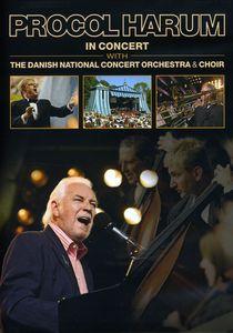 【メール便送料無料】【1】PROCOL HARUM / IN CONCERT WITH DANISH NATIONAL CONCERT ORCHESTRA (輸入盤DVD) (プロコル・ハルム)
