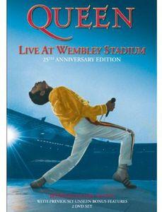 【メール便送料無料】【1】QUEEN / LIVE AT WEMBLEY (輸入盤DVD) (クイーン)