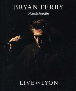 【メール便送料無料】【1】BRYAN FERRY / LIVE IN LYON (輸入盤DVD) (ブライアン・フェリー)