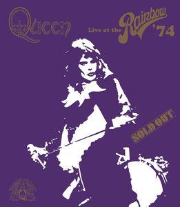 【メール便送料無料】【1】QUEEN / LIVE AT THE RAINBOW 74 (輸入盤DVD) (クイーン)
