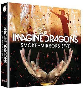 【メール便送料無料】【1】IMAGINE DRAGONS / SMOKE + MIRRORS LIVE (2PC) (W/CD) (輸入盤DVD) (2016/6/3) (イマジン・ドラゴンズ)