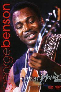 【メール便送料無料】【1】GEORGE BENSON / LIVE AT MONTREUX 1986 (輸入盤DVD) (ジョージ・ベンソン)