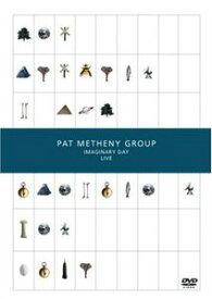 【輸入盤DVD】【ネコポス送料無料】PAT METHENY / IMAGINARY DAY LIVE(パット・メセニー)
