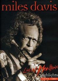 【輸入盤DVD】【ネコポス送料無料】【1】MILES DAVIS / LIVE AT MONTREUX: HIGHLIGHTS 1973-1991(マイルス・デイヴィス)