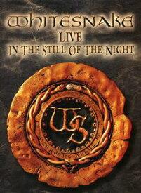 【メール便送料無料】【1】WHITESNAKE / LIVE IN THE STILL OF THE NIGHT (輸入盤DVD) (ホワイトスネイク)【★】【割引中】
