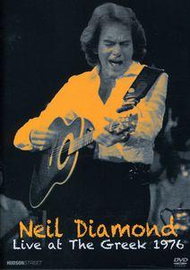 【メール便送料無料】NEIL DIAMOND / LIVE AT THE GREEK THEATRE (輸入盤DVD) (ニール・ダイアモンド)