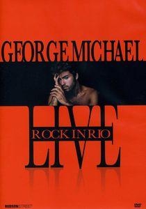 【メール便送料無料】GEORGE MICHAEL / LIVE: ROCK IN RIO (輸入盤DVD) (ジョージ・マイケル)