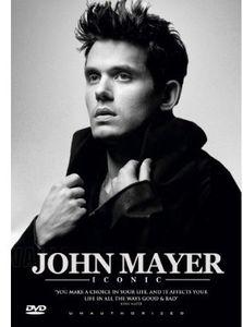 【メール便送料無料】JOHN MAYER / ICONIC (輸入盤DVD) (ジョン・メイヤー)