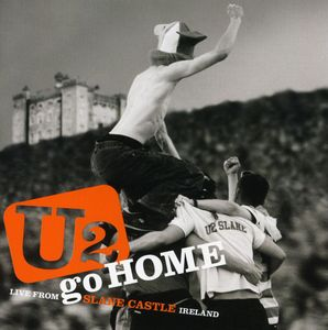 【メール便送料無料】U2 / U2 GO HOME: LIVE FROM SLANE CASTLE (輸入盤DVD) (U2)