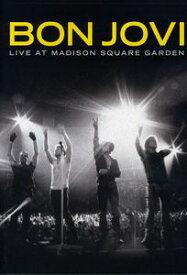 【輸入盤DVD】【ネコポス送料無料】【0】BON JOVI / LIVE AT MADISON SQUARE GARDEN(ボン・ジョヴィ)