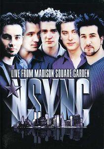 【メール便送料無料】【1】N SYNC / LIVE AT MADISON SQUARE GARDEN (輸入盤DVD) (イン・シンク)