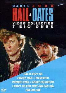 【メール便送料無料】HALL & OATES / 7 BIG ONES (輸入盤DVD) (ホール&オーツ)