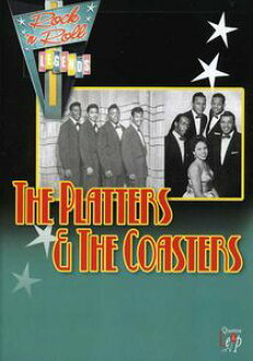 PLATTERS/COASTERS / ROCK & ROLL LEGENDS (import board DVD) (プラターズ / coasters)