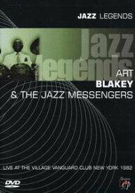 【輸入盤DVD】【ネコポス送料無料】【0】ART BLAKEY & JAZZ MESSENGERS / LIVE AT VILLAGE VANGUARD(アート・ブレイキー)