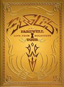 【メール便送料無料】【1】EAGLES / FAREWELL I TOUR: LIVE FROM MELBOURNE (2PC) (輸入盤DVD) (イーグルス)