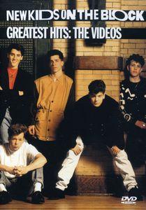 【メール便送料無料】NEW KIDS ON THE BLOCK / GREATEST HITS: THE VIDEOS (輸入盤DVD) (ニュー・キッズ・オン・ザ・ブロック)