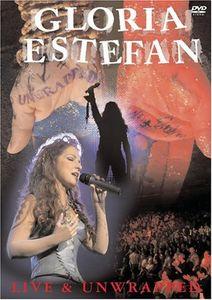 【メール便送料無料】GLORIA ESTEFAN / LIVE & UNWRAPPED (輸入盤DVD) (グロリア・エステファン)