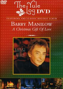【メール便送料無料】BARRY MANILOW / CHRISTMAS GIFT OF LOVE (輸入盤DVD) (バリー・マニロウ)
