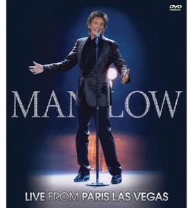 【メール便送料無料】BARRY MANILOW / MANILOW LIVE FROM PARIS LAS VEGAS (輸入盤DVD) (バリー・マニロウ)