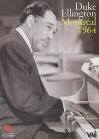 【輸入盤DVD】【ネコポス送料無料】【0】DUKE ELLINGTON / LIVE IN MONTREAL 1964(デューク・エリントン)